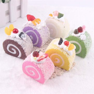 Sweet Squishy Simulation Cake Slow Rising Fun Toys Decoration
