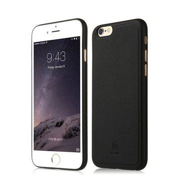 BASEUS Comfy Slim PP PU Back Case Shell Cover For Apple iPhone 6 Plus 6S Plus 5.5 inch