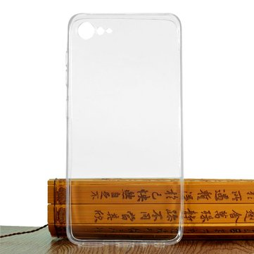 Ultra Thin Soft TPU Transparent Protective Case For Lenovo ZUK Z2