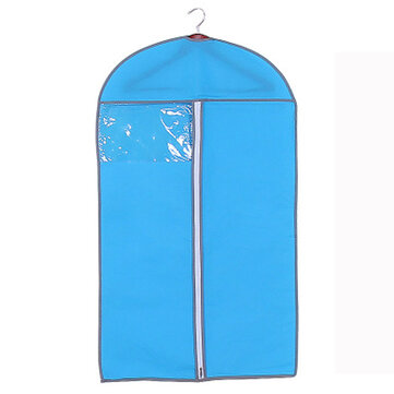 Non-woven Transparent Moisture-proof Clothes Dust Jacket Suit Bag Storage Bag