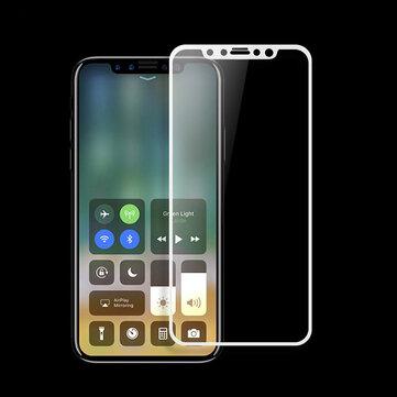 Protezione schermo in vetro temperato antigraffio 3D Arc Edge per iPhone X