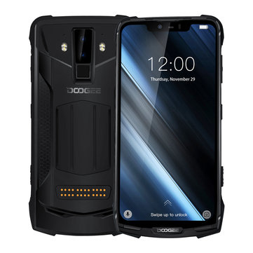 US $ 299.99 25% DOOGEE S90 6.18 Inch FHD + IP68 Waterproof NFC 5050mAh 6GB RAM 128GB ROM Helio P60 Octa Core 4G Smartphone Smartphones from Mobile Phones & Accessories on banggood.com