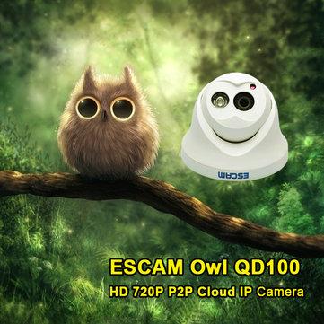 Escam QD100 720P IP Camera Network