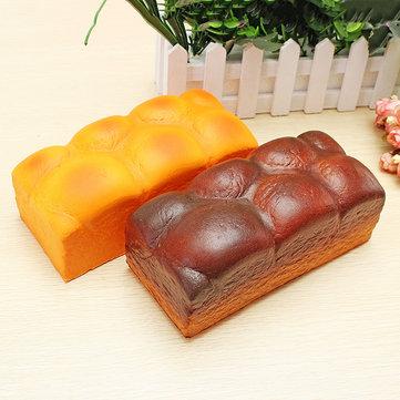 スクイーズ 低反発 可愛い ストレス発散  20cm  パン香り付き  低反発玩具