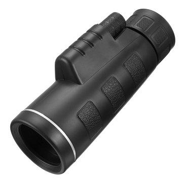 Bakeey 35X50 Монокулярное ночное видение Long Distance На открытом воздухе Пешеходный портативный телескоп для Смартфон
