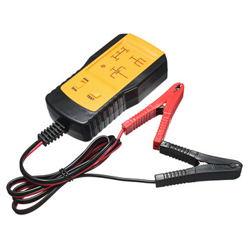 Automotive Relay Tester Detector 12V For Universal Cars Auto Battery Checker