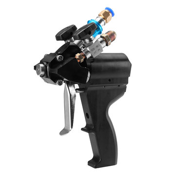 Polyurethane PU Foam High Pressure Spray Gun P2 Air Purge Spraying Gun Spray Casting Gun Tool