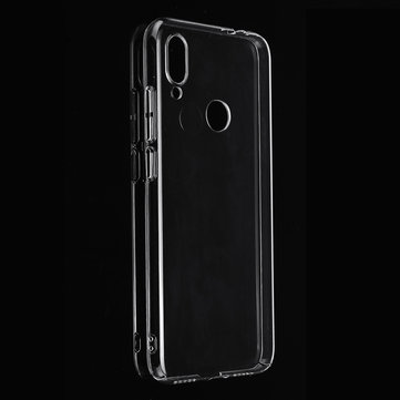 Bakeey™ Transparent Ultra Thin Shockpoof Hard PC Back Cover Protective Case for Xiaomi Redmi Note 7 / Note 7 Pro