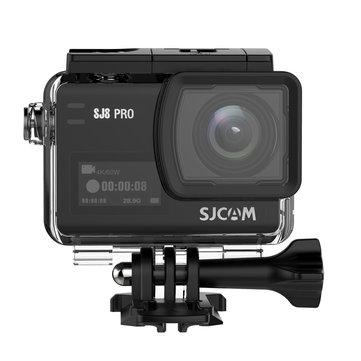 SJCAMSJ8PRO4K60кадров в секунду Действие камера Dual Screen Sport камера DV EIS WiFi GPS Набор микросхем Ambarella H22