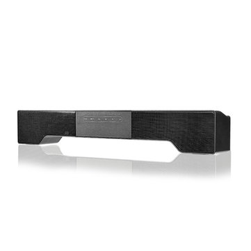 WENGE P5 10Wx2 Heavy Bass Stereo Bluetooth Speaker Soundbar for Computer Laptop Phone