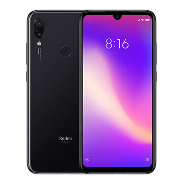 Xiaomi Redmi Note 7 Pro 6.3 inch 48MP Dual Rear Camera 6GB RAM 128GB ROM Snapdragon 675 Octa core 4G Smartphone