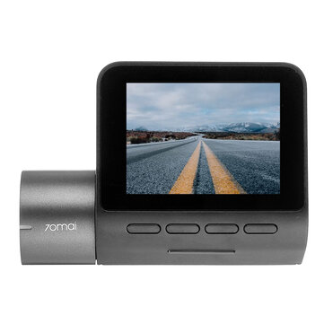 70mai Pro Midrive D02 English Russian 1944P Car DVR Camera SONY IMX335 Sensor 140 Degree from Xiaomi Youpin - English Version