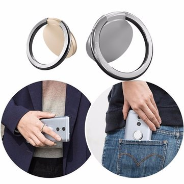 Original Xiaomi 360 Rotation Anti-drop Finger Ring Phone Stand Holder for iPhone Samsung Xiaomi HTC