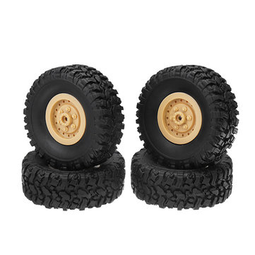 WPL WPLB-1 Wheel Complete 4PCS RC Crawler Car Parts