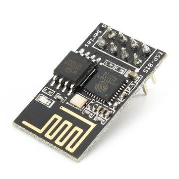 3Pcs ESP8266 ESP-01S Remote Serial Port WIFI Transceiver Wireless Module