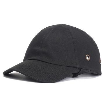 Men Baseball Cap Lightweight Safety Hard Hat Head Protection Cap