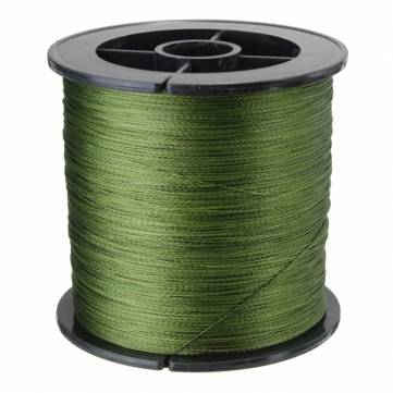 ZANLURE 500M PE Weave Braided Fishing Line 4 Strands 30LB PE Fishing Line