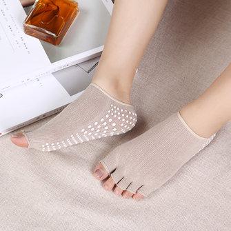 Мужские носки Women Exposed Five Toes