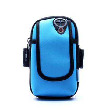 Men Women Waterproof Diving Cloth Sport Outdoor Small Climbing Running Arm Bag