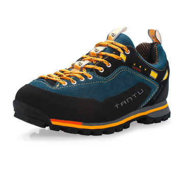 Outdoor Hiking Shoes Breathable Waterproof Wear-resistant Running Climbing Camping Leisure Shoes