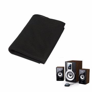 Paño de altavoces estéreo de altavoces gille tela de tela de malla para evitar que el polvo