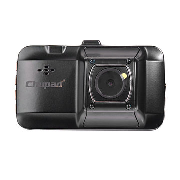 CHUPAD X7 Novatek 96223 3.0inch Car DVR Camera Motion Detection Loop Record