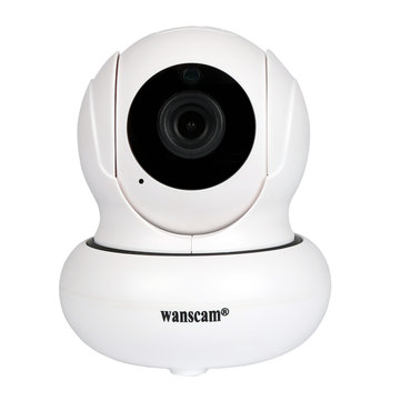 Wanscam HW0021 720P Wireless IP Camera WI-FI Infrared Pan/tilt Security Camera Two Way Audio Night Vision With TF Card Slot