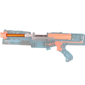 Worker Long Sniper Modification Short Bullet Set For Nerf Zombie Strike ZED Squad CS12 Part For Nerf