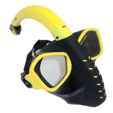 Summer Scuba Full Dry Snorkeling Mask Unisex Swimming Tube Diving Goggles Equipment
