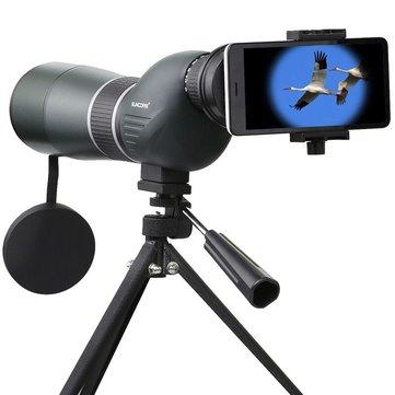 IPRee 12-36x50S Monocular Telescope HD Optic Zoom Lens Bird Watching High Definition View Eyepiece