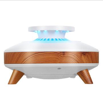 Original UFO Shape Electric LED UV Mosquito Asesino Mosquito Trampa de Insectos Lámpara Bug Zappe
