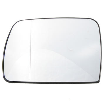 Left Passenger Side Wide Angle Wing Mirror Glass For BMW X5 E53 1999-06 Heated