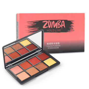 Sunset Rose Eyeshadow Palette 8 Colors Long-Lasting Full Color Eye Shadow Palette Eye Makeup Palette