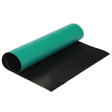 30x40cm Green Desktop Anti Static ESD Grouding Mat For Electronics Repair