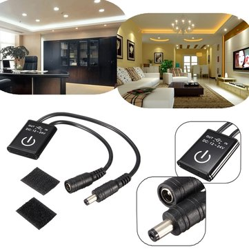 3A Automatic Waving Hands IR Sensor Motion Switch For LED Lights Strip Lamp DC12-24V