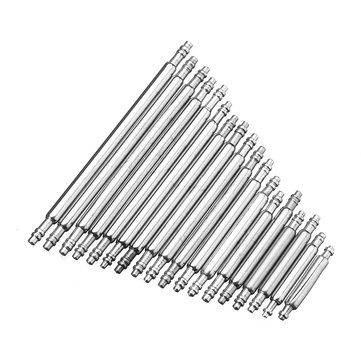 270Pcs 8-25mm Watch Band Spring Bar Strap Link Pins with Remover Removal Repair Tool