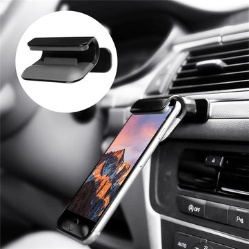 Universal 360 Degree Rotation Car Holder Phone Mount Bracket for iPhone X iPhone 8 Samsung Xiaomi 6