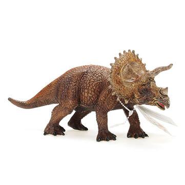 Cikoo 쥬라기 월드 파크 트리 케라톱스 플라스틱 Dinosaur Toys 모델 액션 피규어 보이즈 기프트