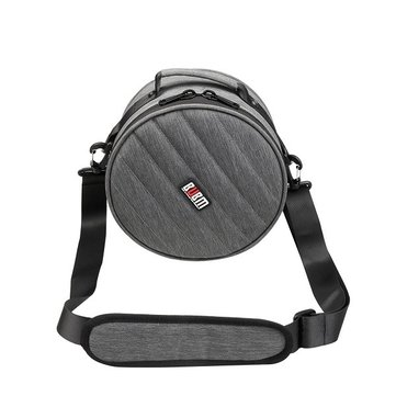 BUBM HB-L Carrying Case Waterproof Shockproof Professional DJ Headphones Bag Headset Storage Bag