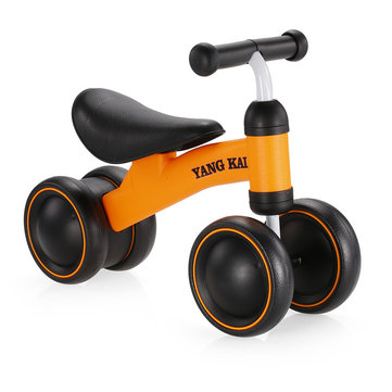 Sliding Impeller Scooter Walker Infant No Foot Pedal Riding Toys For Kids Children Christmas Gift