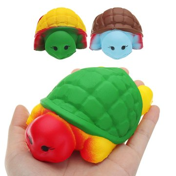 Turtle Squishy 12*9 CM Slow Rising Cartoon Gift Collection Soft Toy