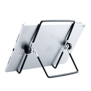 Rotatable Metal Tablet Stand For iPad/Samsung Galaxy Tab Series/Tablet PC