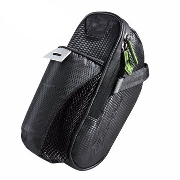 RockBros Cycling Bicycle Saddle Bag Pannier Bike Bag Tail Storage Bottle Holder