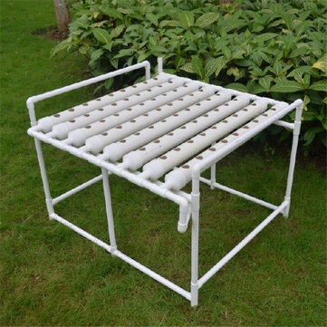 Hydroponic Site Grow Kit 72 Sites Plant Deep Water Garden System Vegetable Tool Planting Grow Box