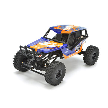 PRC 1/18 2.4G Crawler QX-4 Remote Control RC Car RTR With Engine Sound
