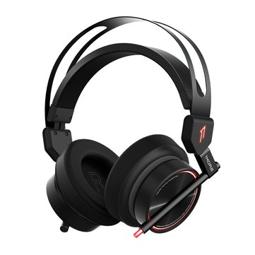 1MORE H1005 Spearhead VR USB Gaming Headphone ENC 7.1 Surround Sound LED Headset for PC Computer PS4