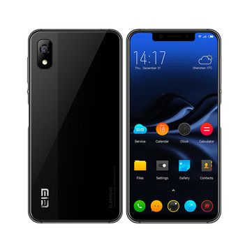 Elephone A4 5.85 Inch 19:9 Side Fingerprint Android 8.1 3GB 16GB MT6739 Quad Core 4G Smartphone