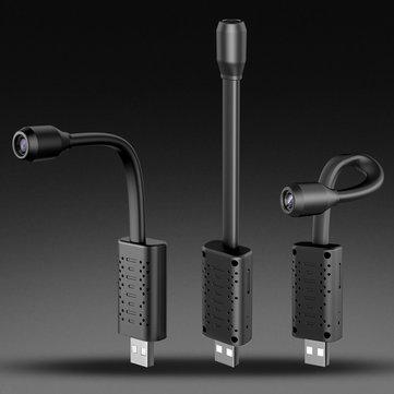 U21 HD Smart Mini Wifi USB Camera AI Human Detection Real-time Surveillance IP Camera
