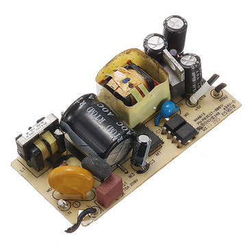 3pcs AC-DC 5V 2A 10W Switching Power Bare Board Stabilivolt Power Module AC 100-240V To DC 5V With IC Over-Voltage Over-Current Short Circuit Protection Function