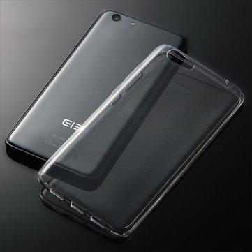 Custodia originale ultra sottile trasparente libero TPU Back For elefono S7